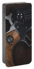 Ruger 44 Magnum Super Blackhawk Revolver Portable Battery Charger