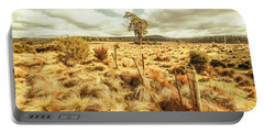 Rugged Australian Pastures Portable Battery Charger