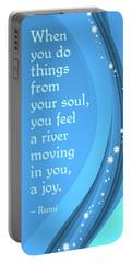Rumi River Joy Portable Battery Charger