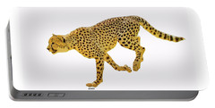 Running Cheetah 2 Portable Battery Charger