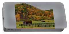Rural Beauty In Ohio  Portable Battery Charger