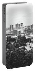 Portable Battery Charger featuring the photograph Rural Scenes In The Magic City by Shelby Young