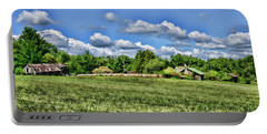 Portable Battery Charger featuring the photograph Rural Virginia by Paul Ward
