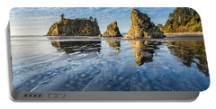 Ruby Beach Reflection Portable Battery Charger