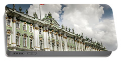 Russian Winter Palace Portable Battery Charger