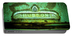Rusted Hudson Portable Battery Charger