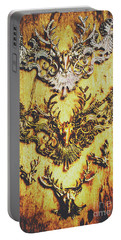 Rustic Country Style Jewels  Portable Battery Charger