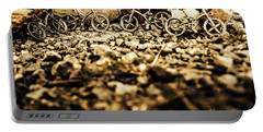 Rustic Mountain Bikes Portable Battery Charger