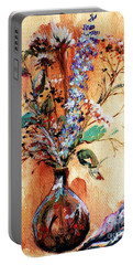 Rusty Arrangement Portable Battery Charger