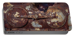 Rusty Gears Portable Battery Charger