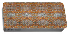 Rusty Lace Portable Battery Charger