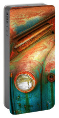 Rusty Old Ford Portable Battery Charger
