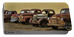 Rusty Trucks Portable Battery Charger