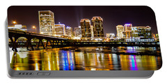 Rva Holiday Skyline 3 Portable Battery Charger