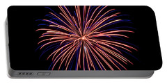 Rvr Fireworks 48 Portable Battery Charger by Mark Dodd