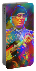 Ry Cooder American Musician Portable Battery Charger