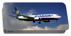 Ryanair Boeing 737-8as  Portable Battery Charger