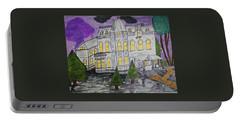 S M Stephenson Home Portable Battery Charger by Jonathon Hansen