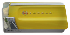 Portable Battery Charger featuring the photograph S S Impala by Mike McGlothlen