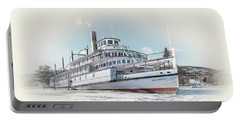 S. S. Sicamous II Portable Battery Charger