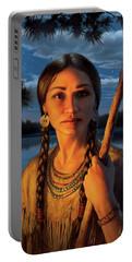 Sacagawea Portable Battery Charger