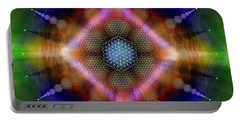 Sacred Geometry 645 Portable Battery Charger
