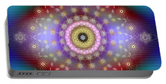 Sacred Geometry 650 Portable Battery Charger
