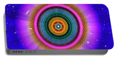 Sacred Geometry 660 Portable Battery Charger