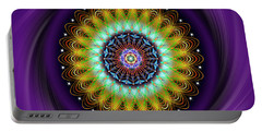 Sacred Geometry 710 Portable Battery Charger