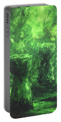 Sacred Latte Stones Portable Battery Charger