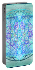 Sacred Symbols Out Of The Void 3b1 Portable Battery Charger