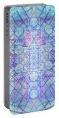 Sacred Symbols Out Of The Void A3c Portable Battery Charger