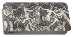 Sacrifice To Priapus Portable Battery Charger