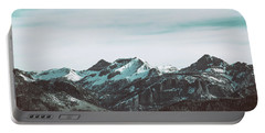 Saddle Mountain Morning Portable Battery Charger