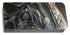 Saddle Study Portable Battery Charger