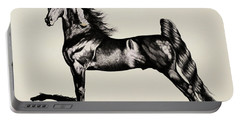 Saddlebred Perfection Portable Battery Charger