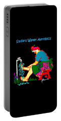 Sadie's Water Aerobics  Portable Battery Charger