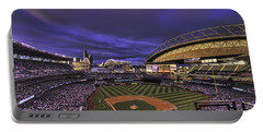Safeco Field Portable Battery Charger by Dan McManus