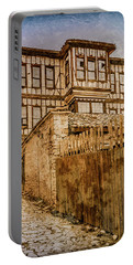 Portable Battery Charger featuring the photograph Safranbolu, Turkey - Imposing - Needs Work by Mark Forte