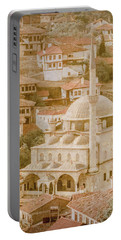 Portable Battery Charger featuring the photograph Safranbolu, Turkey - Izzet Pasha Cami by Mark Forte