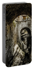 Portable Battery Charger featuring the photograph Safranbolu, Turkey - Stream by Mark Forte