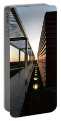 Portable Battery Charger featuring the photograph Sag Harbor Sunset 1 by Rob Hans