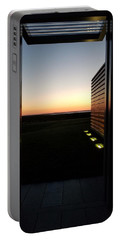 Portable Battery Charger featuring the photograph Sag Harbor Sunset 2 by Rob Hans