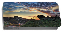 Sage Ranch Sunset Portable Battery Charger