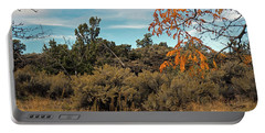 Sagebrush And Lava Portable Battery Charger