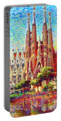 Sagrada Familia Portable Battery Charger