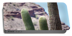 Saguaro Movie Nostalgia Portable Battery Charger
