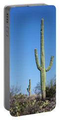 Saguaro National Park Arizona Portable Battery Charger
