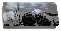 Saguaro Stand Portable Battery Charger