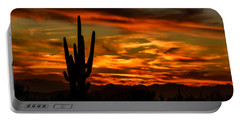 Saguaro Sunset H51 Portable Battery Charger